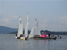 Junior Sail Camp